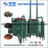 Horno duro de la carbonización del carbón de leña de madera del funcionamiento estable