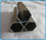 Tubi esagonali saldati dell'acciaio inossidabile