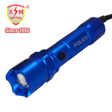 Bright eccellente Multifunction Police Flashlight con Strobe Light
