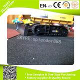 正方形の形の耐久の体操のゴム製床タイル