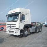 에어 컨디셔너를 가진 6X4 371HP Sinotruk HOWO 트레일러 트럭 트랙터 트럭