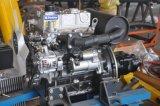 CT18-9ds (1.8T) Multifunktionsminiexkavator mit Endstück der Hälften-null, Kabine, einziehbares Chassis