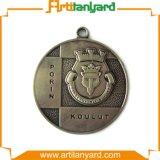 Förderung-Entwurfs-Firmenzeichen-Metallmedaille