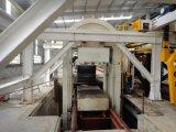 imprensa 5000t hidráulica para pressionar a placa do cimento da fibra---Tipo inferior do carregamento