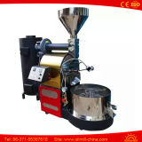 Кривый температуры высокой ранга 1kg вспоминает малую машину Roaster кофеего