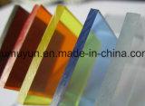 普及したアクリルシートの高品質のゆとりかカラープレキシガラス8mm