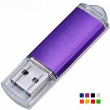 고속 USB 섬광 드라이브 디스크 금속 USB 플래시 메모리 지팡이 USB Pendrive 64GB 32GB 16GB 8GB USB 섬광 드라이브 펜 드라이브 (TF-0142)