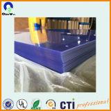 0.21mm a 5 mm Impresión Offset hoja transparente de PVC