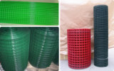 PVC beschichteter geschweißter Maschendraht