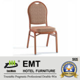 Chaise forte de banquet de trame en acier (EMT-502)