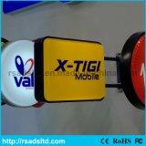 가벼운 상자 (RS-PLB-XS62)를 빠는 LED Signage