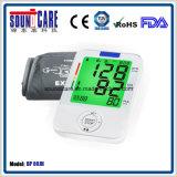Haushalts-Digital-oberer Arm-Blutdruck-Monitor (BP 80JH) mit von hinten beleuchtetem
