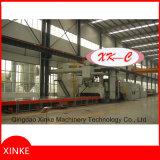 Durch Typen Granaliengebläse-Maschine überschreiten für Reinigungs-Stahlplatte