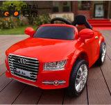Езда младенца автомобиля батареи младенца хорошего качества на автомобиле с RC с нот и светом A8
