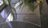 Feuille en verre de Borosilicate (Schott appelle Borofloat)