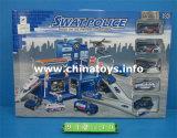 주차장 (912530)를 가진 플라스틱 장난감 궤도 차