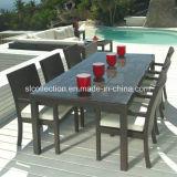 現代椅子および肘掛け椅子の屋外アルミニウム椅子(SC-B6023-1)