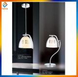 Lampe moderne de Tableau de fer d'hôtel simple moderne de type