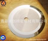 Het hoogwaardige en Slijtvaste spiegel-Opgepoetste CirkelBlad van het Wolfram Carbide
