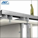 Acero galvanizado del marco de acero del perfil del canal principal