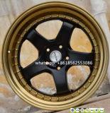 Meisterのための車の縁のレプリカの車輪の縁作業合金の車輪