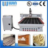 Машина маршрутизатора CNC самого лучшего вырезывания цены многофункционального мраморный деревянная высекая