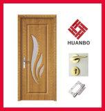 PVC Interior Wooden Door do MDF para o quarto