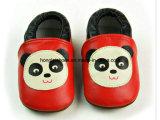 デザイン様式: 革赤ん坊靴02