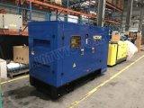 90kVA Ce/Soncap/CIQ 승인을%s 가진 Doosan 엔진 D1146를 가진 최고 침묵하는 디젤 엔진 발전기 세트