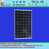 el panel ligero solar 30V (240W-260W) con la certificación de TUV/UL/Ce