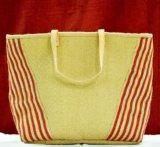 Напечатанный способом мешок реднины джута сумки покупкы логоса