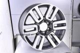roue 4X4 tous terrains pour la roue de toundra de RIM de roue de croiseur de cordon de Toyota pour le RIM de roue de reproduction de Toyota 4X4