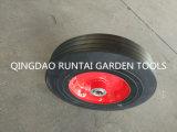 """Het hete Wiel van de Opbrengst van Qingdao van de Verkoop Duurzame Goedkope Rubber Stevige (10 """" X2.5 """")"""