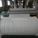 Color blu pp Woven Flat Fabric per Industrial Packaging