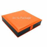 Коробка упаковки изготовленный на заказ бумажных кожаный ювелирных изделий Jy-Jb89 установленная