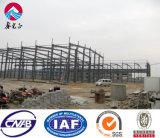 Costruzione prefabbricata del gruppo di lavoro della struttura d'acciaio dei prodotti siderurgici