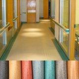 Haltbarer Belüftung-Marmorschule-Bodenbelag für Klassenzimmer