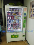 Distributore Automatico Grande Capacità per Can & Beverage con Coin Acceptor