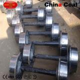 Qualität! China-Kohlenauto-Radsatz