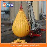 Saco do peso da água do teste da sobrecarga do guindaste de China