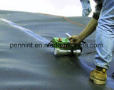 HDPE、LDPE、PVC、LLDPE材料およびGeomembranesのタイプポリエチレンの膜