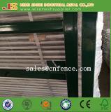 Барьеры скотин порошка Coated стальные/пер загородки/панель загородки с петлями