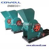 Machine en plastique de broyeur de tube de pipe de PVC/pp