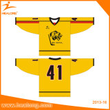 Hockey sur glace d'impression de Teindre-Sublimation de Healong Jersey