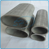 Tubi ellittici di grande formato dell'acciaio inossidabile per le automobili
