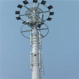 단 하나 관 강철 통신 탑은 전부 유효한 치수를 잰다