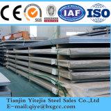 Plaque ASTM A240 d'acier inoxydable