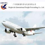 Frete de ar logístico do remetente de frete do serviço de China a no mundo inteiro
