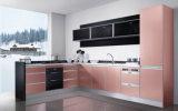 IL MDF UV di alta lucentezza si imbarca sugli armadi da cucina (zx-077)
