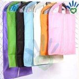 Respirabile riciclare il coperchio non tessuto del sacchetto del vestito dell'indumento